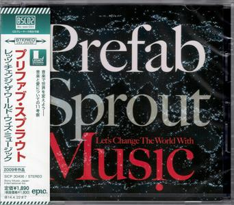 Prefab Sprout - Let's Change The World With Music (2009) {2013, Blu-Spec CD2, Remastered, Japan}