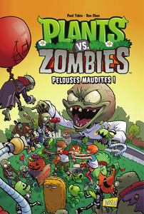 Plants vs Zombies - Tome 8 - Pelouses Maudites!