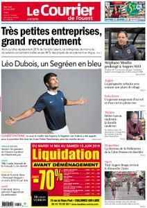 Le Courrier de l'Ouest Angers – 22 mai 2019