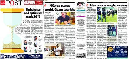 The Guam Daily Post – December 31, 2017