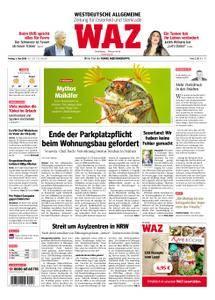 WAZ Westdeutsche Allgemeine Zeitung Oberhausen-Sterkrade - 04. Mai 2018