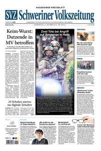 Schweriner Volkszeitung Hagenower Kreisblatt - 10. Oktober 2019