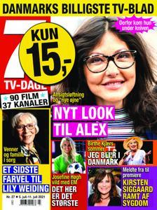 7 TV-Dage – 05. juli 2021