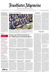 Frankfurter Allgemeine Zeitung F.A.Z. - 18. Oktober 2018