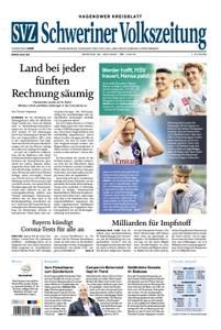 Schweriner Volkszeitung Hagenower Kreisblatt - 29. Juni 2020