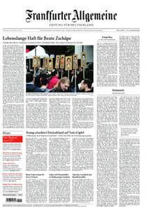 Frankfurter Allgemeine Zeitung F.A.Z. - 12. Juli 2018