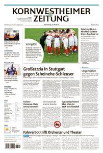 Kornwestheimer Zeitung - 23. Mai 2019