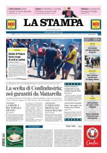 La Stampa Savona - 23 Maggio 2019