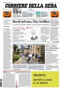 Corriere della Sera – 16 gennaio 2019