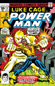 Luke Cage, Power Man 047 (1976) (Digital