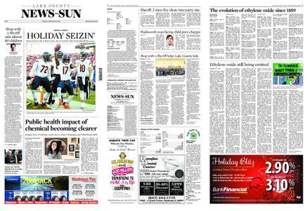 Lake County News-Sun – December 24, 2018