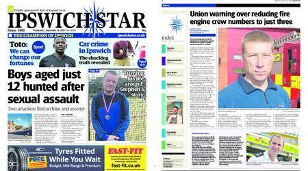 Ipswich Star – September 26, 2018