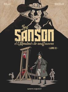 Les Sanson et L'amateur de Souffrances - Tome 3