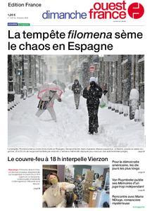 Ouest-France Édition France – 10 janvier 2021