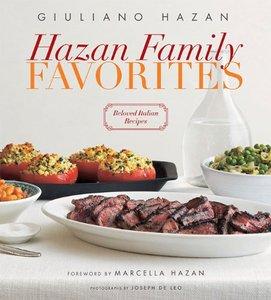 Hazan Family Favorites: Beloved Italian Recipes