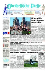 Oberhessische Presse Hinterland - 23. März 2019