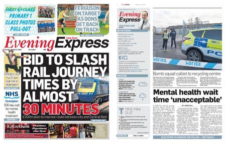 Evening Express – October 31, 2019