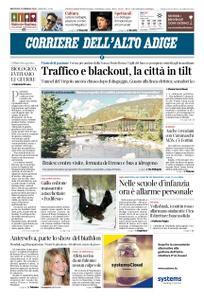 Corriere dell'Alto Adige – 12 febbraio 2020