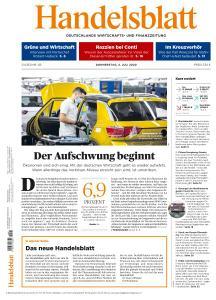 Handelsblatt - 2 Juli 2020