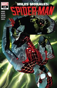 Miles Morales-Spider-Man 014 2020 Digital Zone