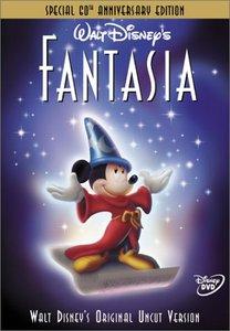 Walt Disney. Fantasia (1940) [ReUp]