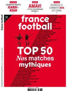 France Football - 12 Janvier 2021