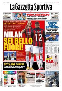 La Gazzetta dello Sport Udine - 11 Aprile 2021