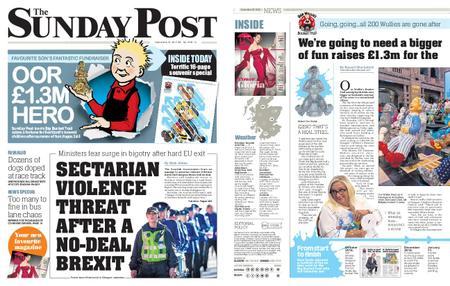 The Sunday Post Scottish Edition – September 22, 2019
