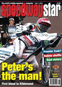 Speedway Star - May 7, 2016