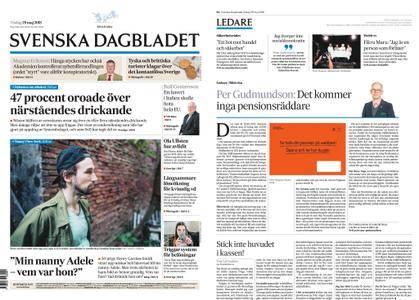 Svenska Dagbladet – 29 maj 2018