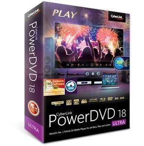 CyberLink PowerDVD Ultra 18.0.2705.62