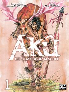 Akû, le chasseur maudit - Tome 1 (2019)