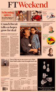 Financial Times UK – 12 October 2019