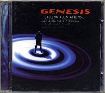 Genesis - Calling All Stations (1997) [Virgin VJCP-25335, Japan]