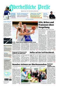 Oberhessische Presse Marburg/Ostkreis - 16. April 2018