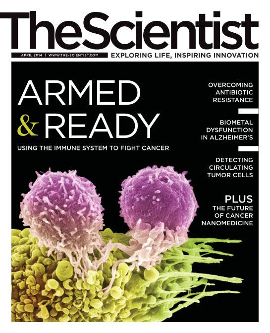 The Scientist - April 2014