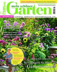 Mein schöner Garten – September 2017