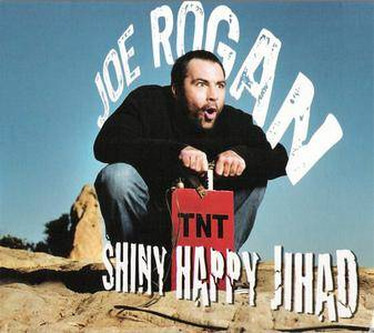 Joe Rogan - Shiny Happy Jihad (2007) {Comedy Central} **[RE-UP]**