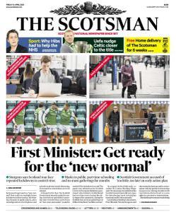 The Scotsman - 24 April 2020