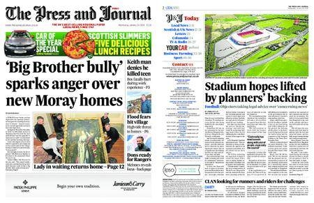 The Press and Journal Moray – January 24, 2018