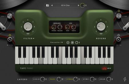 Thenatan Tape Piano VST x64 v1.0 Incl Expansion WiN