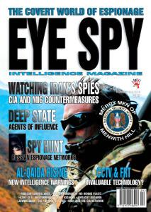 Eye Spy - Issue 124 - November 2019