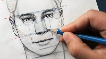 The Ultimate Face & Head Drawing Course - for beginners