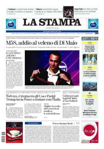 La Stampa Biella - 23 Gennaio 2020