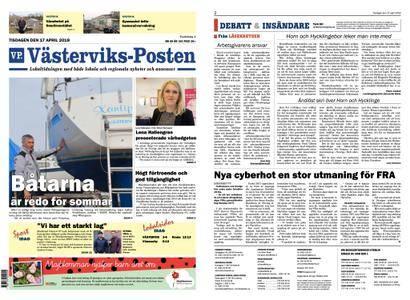 Västerviks-Posten – 17 april 2018