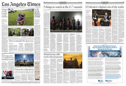 Los Angeles Times – June 10, 2021