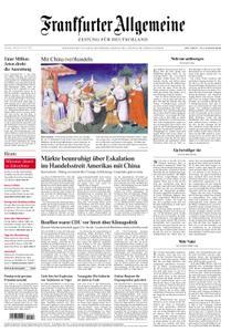 Frankfurter Allgemeine Zeitung F.A.Z. - 07. Mai 2019