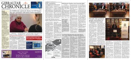 Gibraltar Chronicle – 23 January 2020