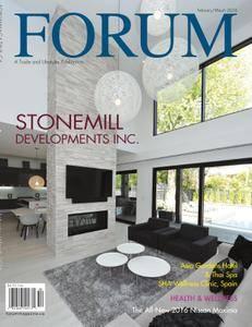 Forum Magazine - February/March 2016
