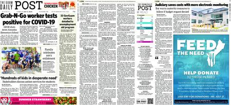 The Guam Daily Post – July 05, 2020
